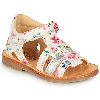 Topánky Dievčatá Sandále Citrouille et Compagnie MIDINA Viacfarebná