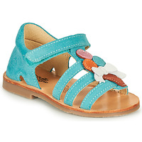 Topánky Dievčatá Sandále Citrouille et Compagnie MIETTE Zelená