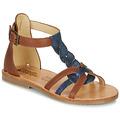 Topánky Dievčatá Sandále Citrouille et Compagnie
