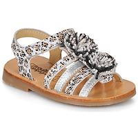 Topánky Dievčatá Sandále Citrouille et Compagnie MALINETTE Leopard