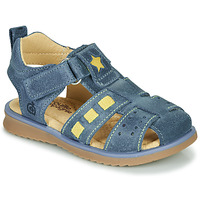 Topánky Chlapci Sandále Citrouille et Compagnie MARINO Námornícka modrá