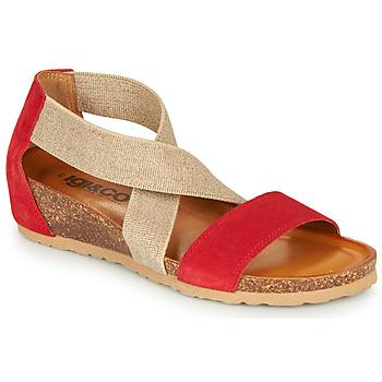 Topánky Ženy Sandále IgI&CO 5198177 Červená