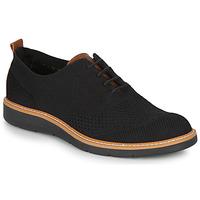Topánky Muži Derbie IgI&CO 5106700 Čierna