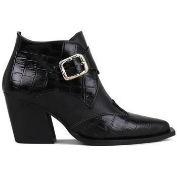 Topánky Ženy Nízke čižmy Roberto Torretta  Čierna