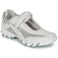 Topánky Ženy Športové sandále Allrounder by Mephisto NIRO Biela