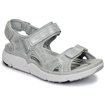 Topánky Ženy Športové sandále Allrounder by Mephisto ITS ME Strieborná