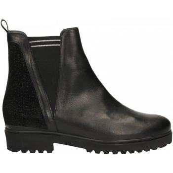 Topánky Ženy Polokozačky Essex VIT. 7392 nero-nero