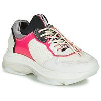 Topánky Ženy Nízke tenisky Bronx BAISLEY Biela / Ružová