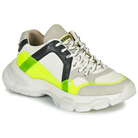 Topánky Ženy Nízke tenisky Bronx SEVENTY STREET Biela / Žltá
