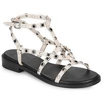 Topánky Ženy Sandále Bronx THRILL Biela