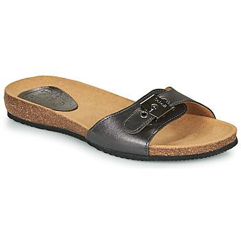 Topánky Ženy Šľapky Scholl BAHAMAIS Čierna