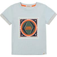 Oblečenie Chlapci Tričká s krátkym rukávom Billieblush / Billybandit NOLVIO Modrá
