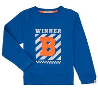 Oblečenie Chlapci Mikiny Billieblush / Billybandit NAVALI Modrá
