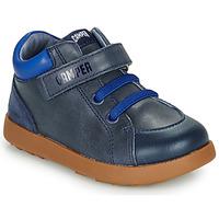Topánky Chlapci Nízke tenisky Camper Bryn FW Modrá