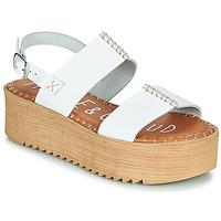 Topánky Ženy Sandále Musse & Cloud KILA Biela