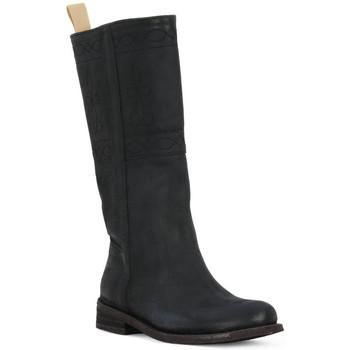 Topánky Ženy Čižmy do mesta Felmini BLACK CRONO Nero