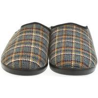 Topánky Muži Papuče Mjartan Pánske papuče  LEO hnedá