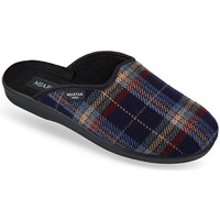 Topánky Muži Papuče Mjartan Pánske papuče  EDO tmavomodrá