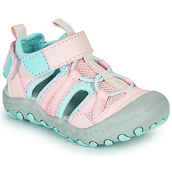 Topánky Dievčatá Športové sandále Gioseppo TONALA Ružová