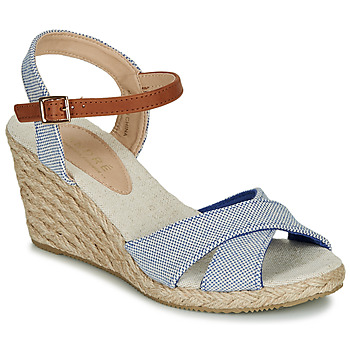 Topánky Ženy Sandále André PAULETTA Námornícka modrá
