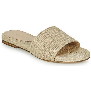 Topánky Ženy Sandále André PAMILIA Béžová