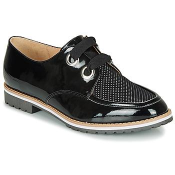 Topánky Ženy Derbie André MADDO Čierna