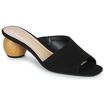 Topánky Ženy Sandále André JUSTINE Čierna