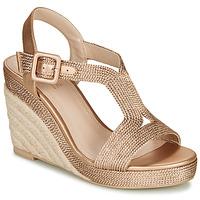 Topánky Ženy Sandále André PHOEBE Zlatá
