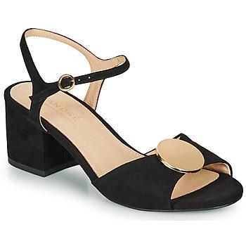 Topánky Ženy Sandále André JEANETTE Čierna