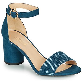 Topánky Ženy Sandále André MILENA Námornícka modrá