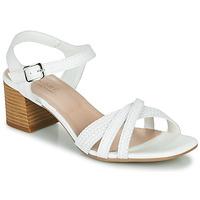 Topánky Ženy Sandále André MARJOLAINE Biela
