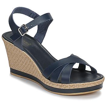 Topánky Ženy Sandále André MYRIAM Modrá