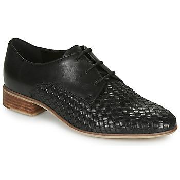 Topánky Ženy Derbie André BESS Čierna