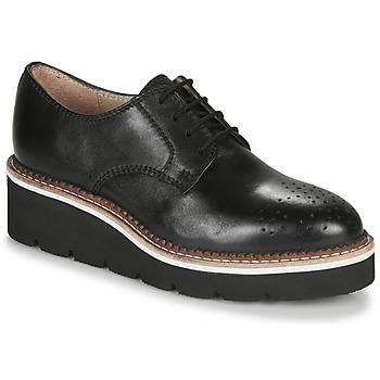 Topánky Ženy Derbie André EMELINA Čierna