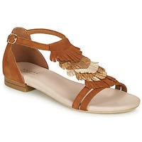 Topánky Ženy Sandále André BRIANA Ťavia hnedá
