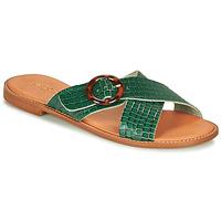 Topánky Ženy Sandále André BRAIDY Zelená