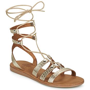 Topánky Ženy Sandále André BEA Zlatá