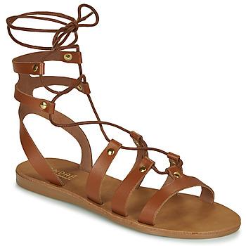 Topánky Ženy Sandále André BEA Ťavia hnedá