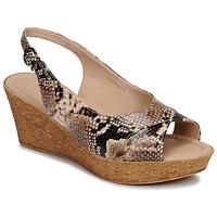 Topánky Ženy Sandále André DESTINEE Béžová