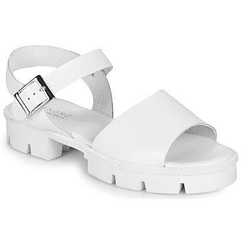 Topánky Ženy Sandále André ABRICOT Biela