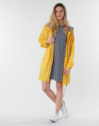 Oblečenie Ženy Parky Petit Bateau SHINE Žltá
