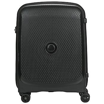 Tašky Pevné cestovné kufre Delsey BELMONT PLUS Čierna