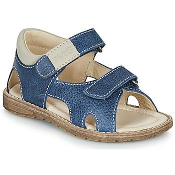 Topánky Chlapci Sandále Primigi 5410222 Modrá / Šedá