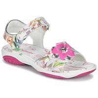 Topánky Dievčatá Sandále Primigi 5383500 Viacfarebná