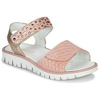 Topánky Dievčatá Sandále Primigi 5386911 Ružová
