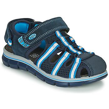 Topánky Chlapci Športové sandále Primigi 5392400 Námornícka modrá / Modrá