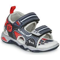 Topánky Chlapci Sandále Primigi 5450544 Námornícka modrá / Červená