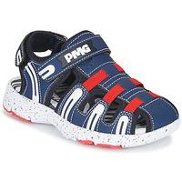 Topánky Chlapci Športové sandále Primigi 5461611 Námornícka modrá / Červená