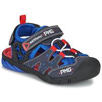 Topánky Chlapci Športové sandále Primigi 5460111 Modrá / Červená