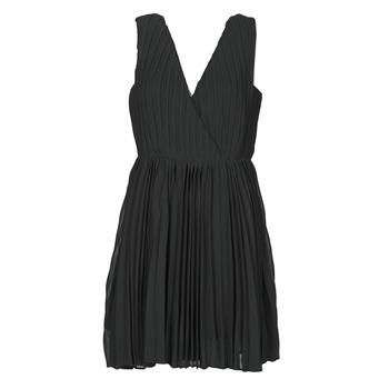 Oblečenie Ženy Krátke šaty Moony Mood MINIZIA Čierna